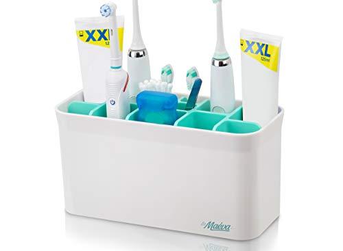 La Maéva | Soporte para cepillo de dientes eléctrico | Smart Caddy...