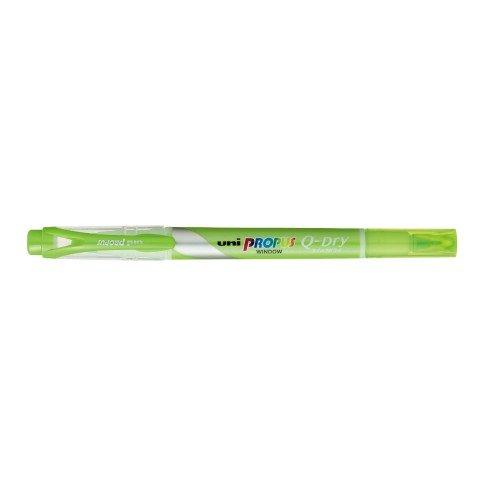 三菱鉛筆 プロパスウインドウ クイックドライ ライムグリーン PUS138T.5 【 3本】