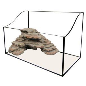 Karlie Aqua-Terrarium für Schildkröten, Jura, 50CM
