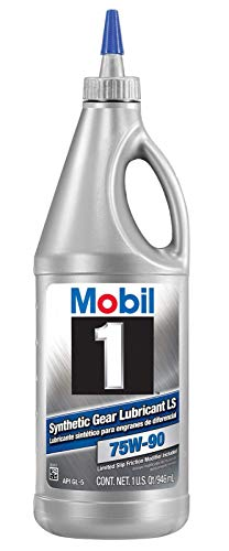 Mobil 1 104361-UNIT 75W-90 Synthetic Gear Lube - 1...