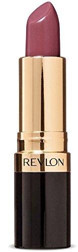 Revlon Super Lustrous Lipstick Creme, Sassy Mauve 463, 0.15 fl oz (4 Pack) (Bundle)