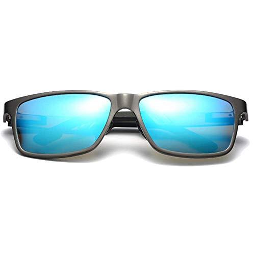 WMYATING Gafas de Sol, Ojos, a Prueba de luz, a Prueba de t Coloridas Nuevas Gafas de Sol polarizadas de Aluminio-magnesio Azul/marrón/Rojo/de Plata Conductor de Hombres conduciendo Gafas de Sol