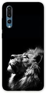 coque huawei p20 pro roi lion