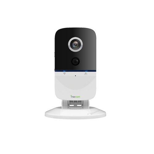 Solotech C330 Wi-Fi Cube Camera, Battery Operated, 720P