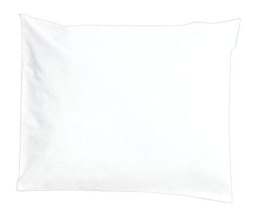 Taie d'oreiller imperméable et anti-acariens 60x60cm White - Louis Le Sec