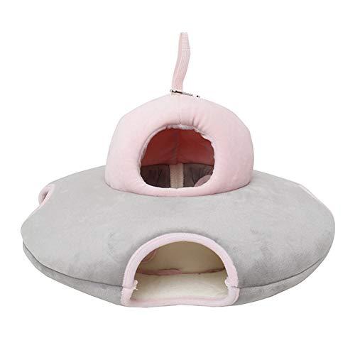 AchidistviQ Hamster Bed House - Hamster para cama de bebé con diseño de animales pequeños