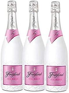Freixenet - Ice cava rosado botella 75 cl - Pack de 3 botellas - 2250 ml: Amazon.es: Alimentación y bebidas