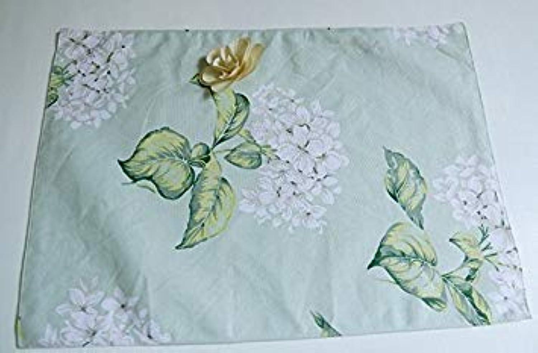 4pcs lot Elegant Fresh Korean Fresh Tablecloths Mat Insulation Mat Coasters Cotton Table Pad Dinnerware Mats Leaves Patterns