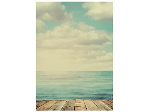 Briefpapier | Ocean View | 20 Blatt Maritimes Motivpapier DIN A4