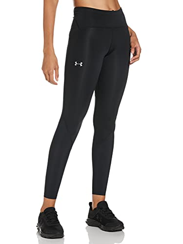 Under Armour Fly Fast 2.0 Tight, Super-Light and Breathable Running Tights, Compression Pants for Working Out, Ultra Stretchy and Flattering Gym Leggings Women