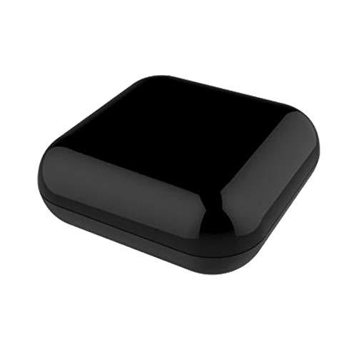 SOLE HOME Control Remoto Universal WiFi RF IR Hogar Inteligente para TV Aire Acondicionado Ventiladores Compatible con Alexa Google Home Control de Voz Control Remoto de Aplicación