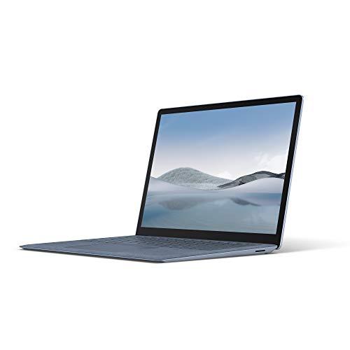 Microsoft Surface Laptop 4 Super-Thin 13.5 Inch Touchscreen Laptop (Blue) – Intel 11th Gen Quad Core i5, 8 GB RAM, 512…