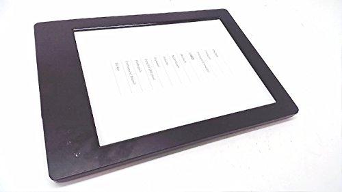 『Rakuten 電子書籍リーダー Kobo Aura H2O ブラック N250-KJ-BK-S-EP』の1枚目の画像
