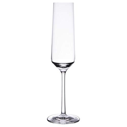 Jg 6 Taças Champagne Pure 215 Ml Schott