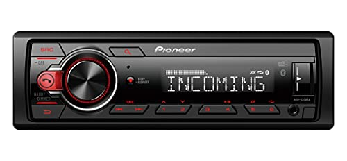 Autoradio con Bluetooth y Dab de Pioneer