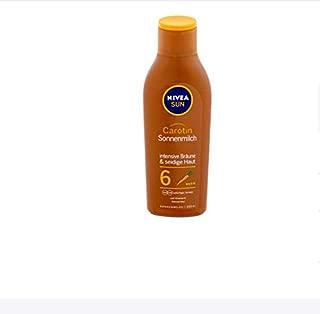 Best nivea sun tanning lotion Reviews