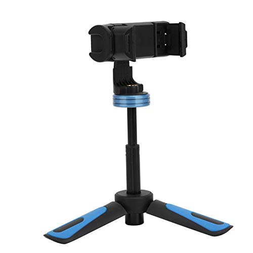 Trípode De Escritorio, Trípode Fácil De Almacenar Aleación De Aluminio para Selfie para Video para Transmisión En Vivo