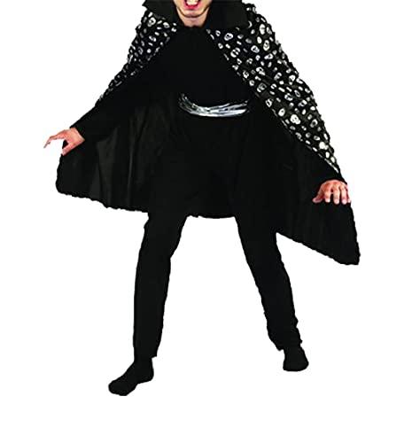 Disfraz de Halloween para hombre, disfraz de fiesta clsico, para adultos, disfraz de fiesta, Disfraz de color negro., Taille unique
