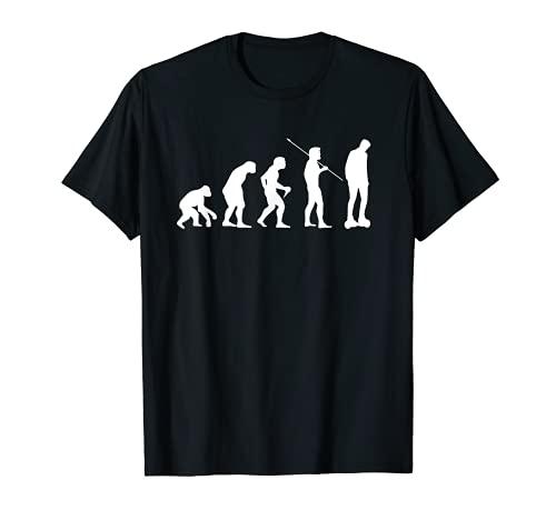 Skater Hoverboard Skateboard Balance Evolution T-Shirt