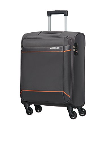 American Tourister Trolley Semirígido Spinner Gris 55.0 cm