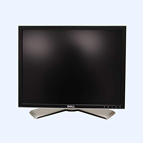 Dell Ultrasharp 1600x1200 2007fp 20' Flat Panel LCD Monitor with Height Adjustable Stand With USB Hubs DVI-D/VGA  Video Output (Renewed)