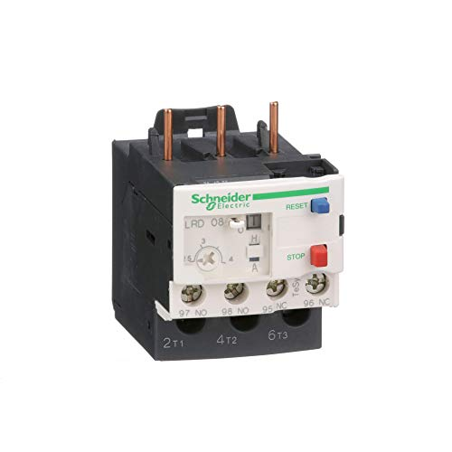Ovrload Rely, 2.50 to 4A, 3P, Class 10, 690V