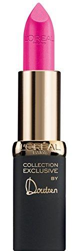 L'Oreal Paris Lippen Make-up Color Riche Collection Exclusive, N°30 Doutzen's Rosé / matter Lippenstift für einen eleganten, jungen Look, 1er Pack
