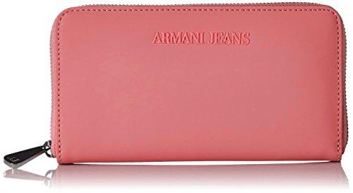 Armani Jeans Damen 9280327P772 Geldbörsen, Pink (Light Geranio 08170), 2x10x19 cm