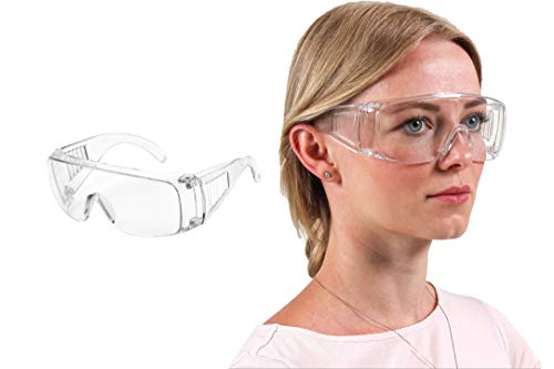 ENHANCE-Occhiali di sicurezza 5 PZ Occhiali Protezione Occhiali professionali- confezione da 5 PZ