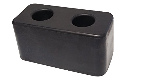 Rubber Molded Dock Bumper for Truck, Trailer & Loading Bays 3