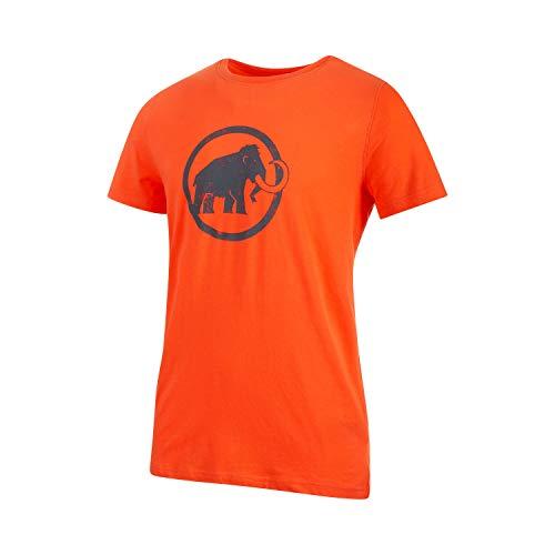 Mammut Herren Logo T-Shirt, Zion PRT2, M