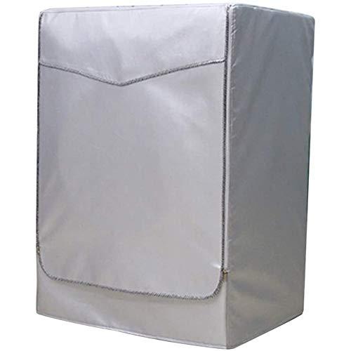 Cestbon Stof waterdichte rits Wasmachine cover beschermhoes, wasmachine afdekking voor Voor voorlader wasmachine Waterdicht Stofdicht