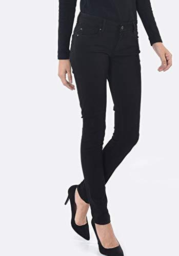 KAPORAL Damen Locka Jeans, Schwarz, W27/L30 (Herstellergröße:)