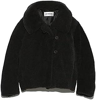 [リリーブラウン] 襟付きボアジャケット LWFJ215030 レディース