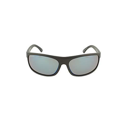 Serengeti Gafas de Sol ALESSIO Matte Black/Mineral Polarized Nm Blue talla única hombre