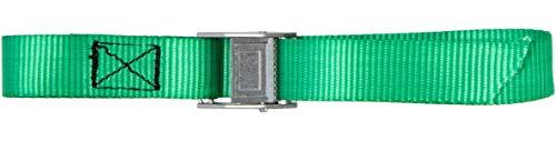 Huck Gurtschnellverschluss 0,55 m grün - mit Klemmschloss