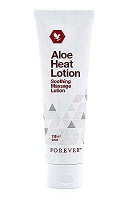 Aloe Heat Lotion -