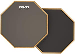 Evans Realfeel 2-Sided Practice Pad, 12 Inch