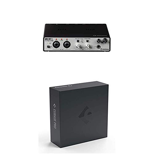 Steinberg UR-RT2 EU USB Audio Interface plus Cubase Pro 10.5 Upgrade