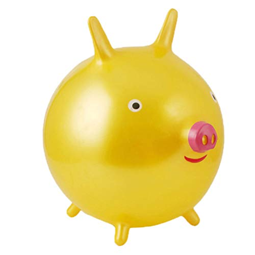 STOBOK Bola de Tolva Espacial Juguetes Hinchables para Niños Bola de Tolva para Niños Niñas Niños ( El Color Es Aleatorio Y El Diámetro Es de Aproximadamente 45 Cm )
