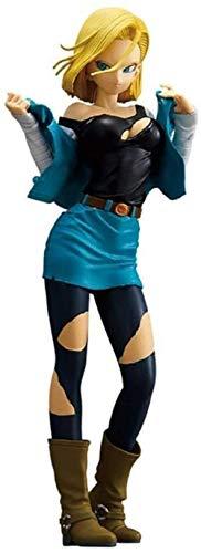 Dragon Ball Z Glitter & Glamour Anime Figura de acción Juguetes Modelo niños Regalo Personaje Recuerdo artesanía Adorno Estatua