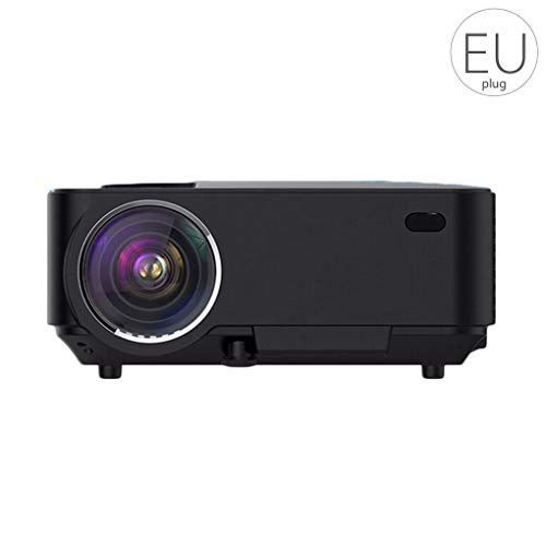 T20 LED Portable HD Home Theatre Beamer Projector 1080P Bekijk sportfilms Video Media Player