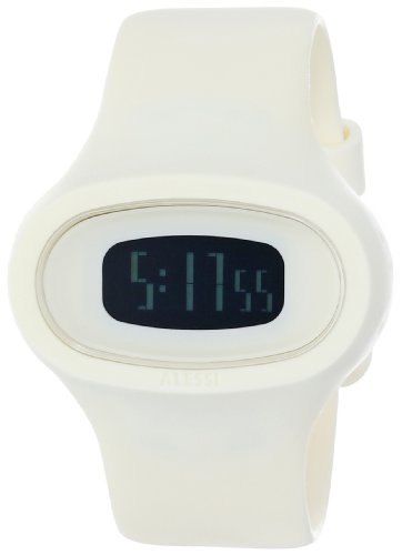 Alessi Unisex Digital Quarz Uhr AL25003