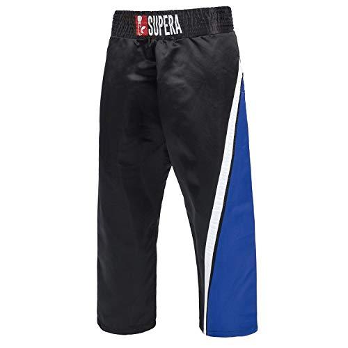Supera Lange Kickboxhose Kampfsport Hose...
