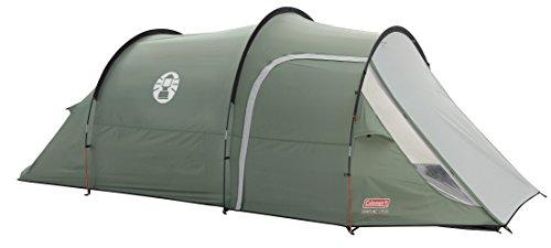 Coleman Coastline 3 Plus 3 Man Tent - Green/Grey