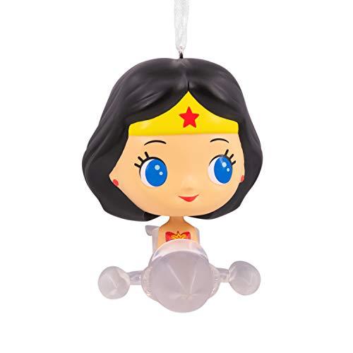 Hallmark Christmas Ornament, DC Comics Wonder Woman Bouncing Buddy