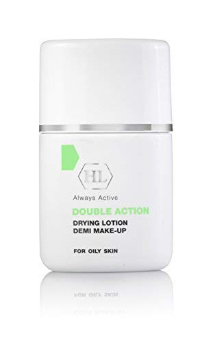 Holy Land Cosmetics Double Action Drying Lotion with Make-up 30ml by Holy Land Cosmetics