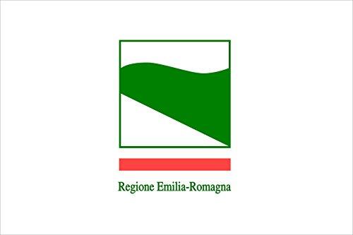 magFlags Drapeau XL+ Émilie-Romagne   Drapeau Paysage   2.4m²   120x200cm
