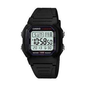 Casio W-800H-1AVES W800H-1AV - Reloj para Hombres