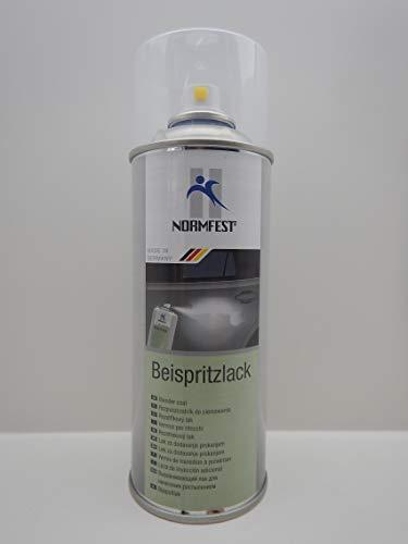 Normfest Spray Jet BEISPRITZLACK 400ML SMART Repair BEILACKIERUNG LACKIEREN (1)